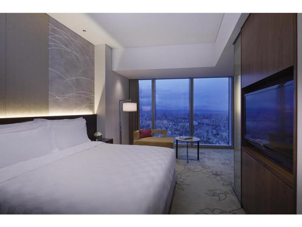 Double Room - Guestroom Osaka Marriott Miyako Hotel