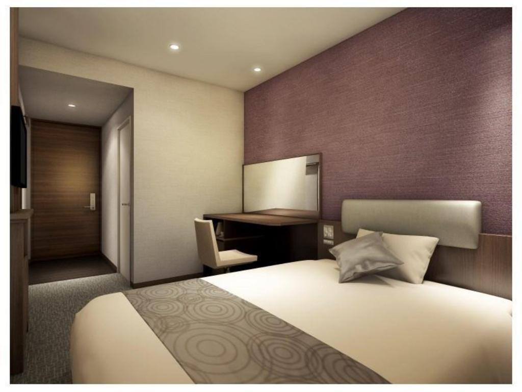 Single Standard Room - Guestroom Via Inn Abeno Tennoji