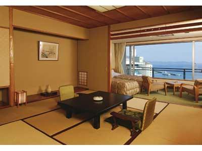 本館 和洋室 (Main Building Japanese Western Style Room)