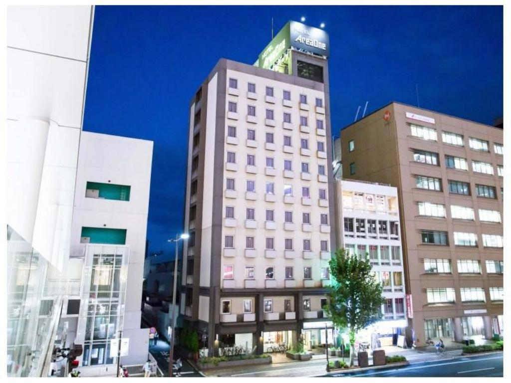 More about Hotel AreaOne Okayama