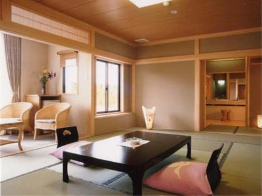 Japanese-style Room with Open-air Bath (12 tatami) - Guestroom
