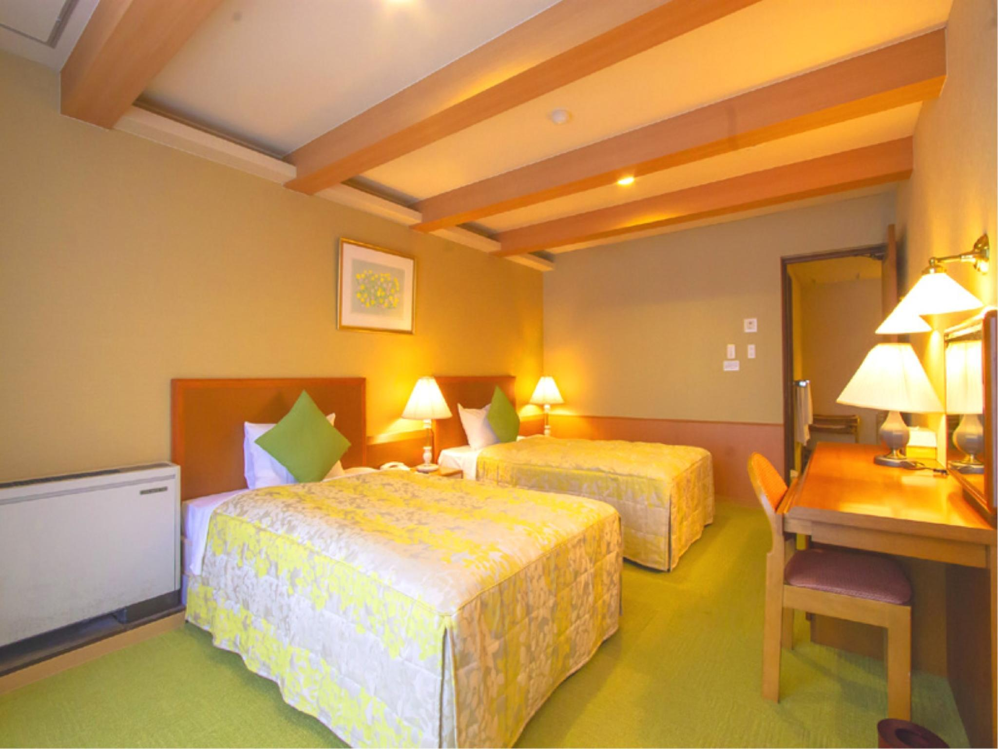 Deluxe Twin Room (South Wing)