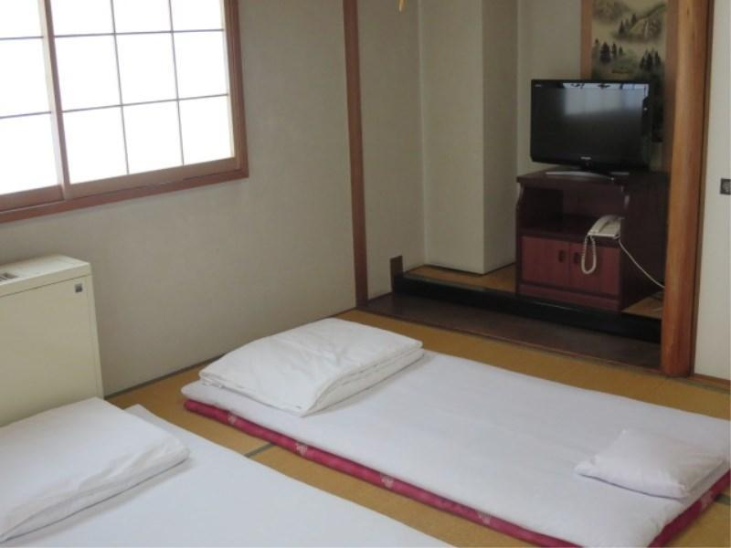 6畳タイプ(バス・トイレなし) (Japanese-style Room *No toilet in room)