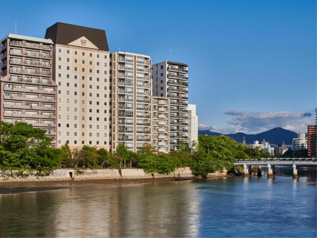 More about The Royal Park Hotel Hiroshima Riverside