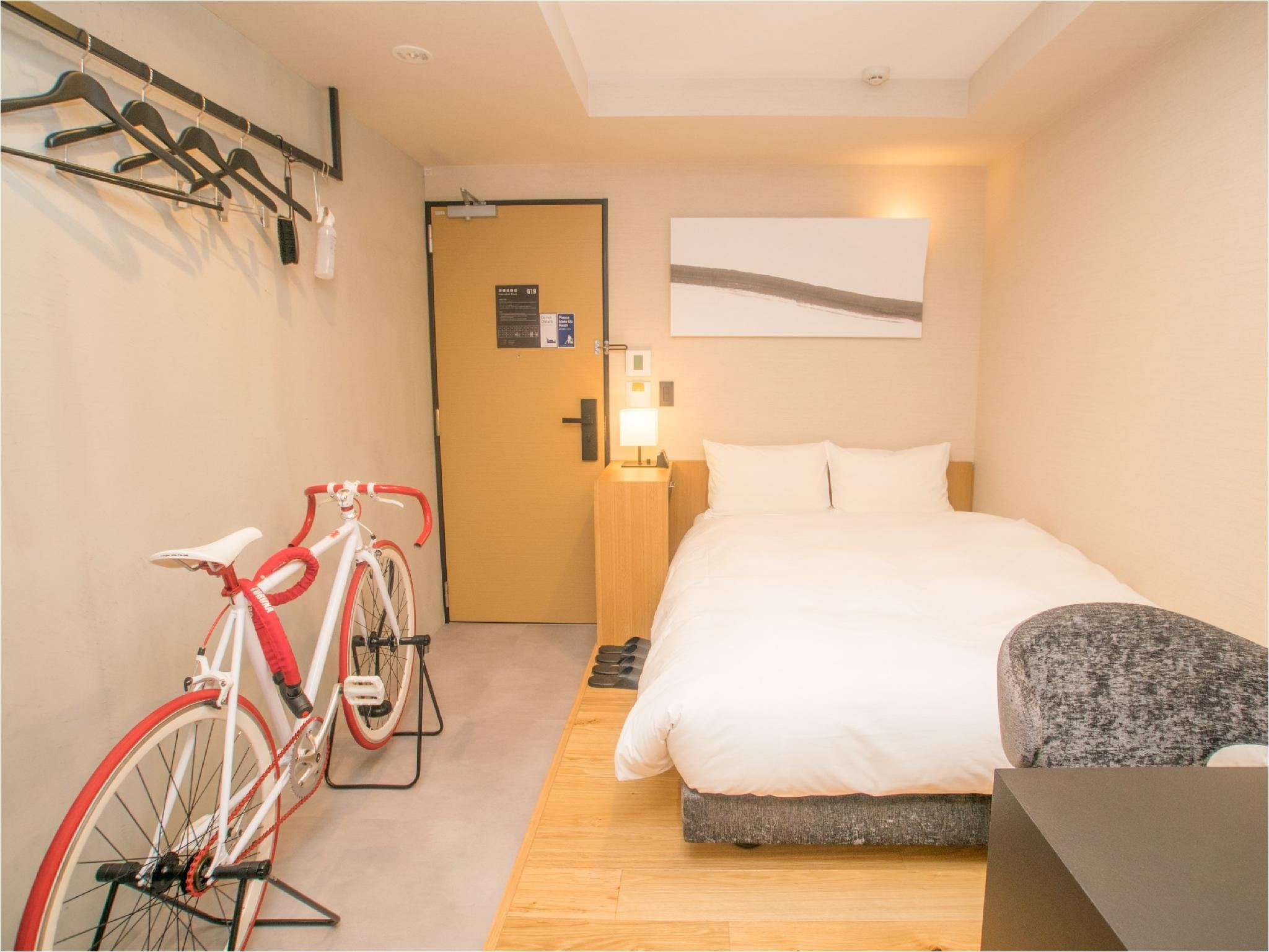 Bicycle Room (Single Room)