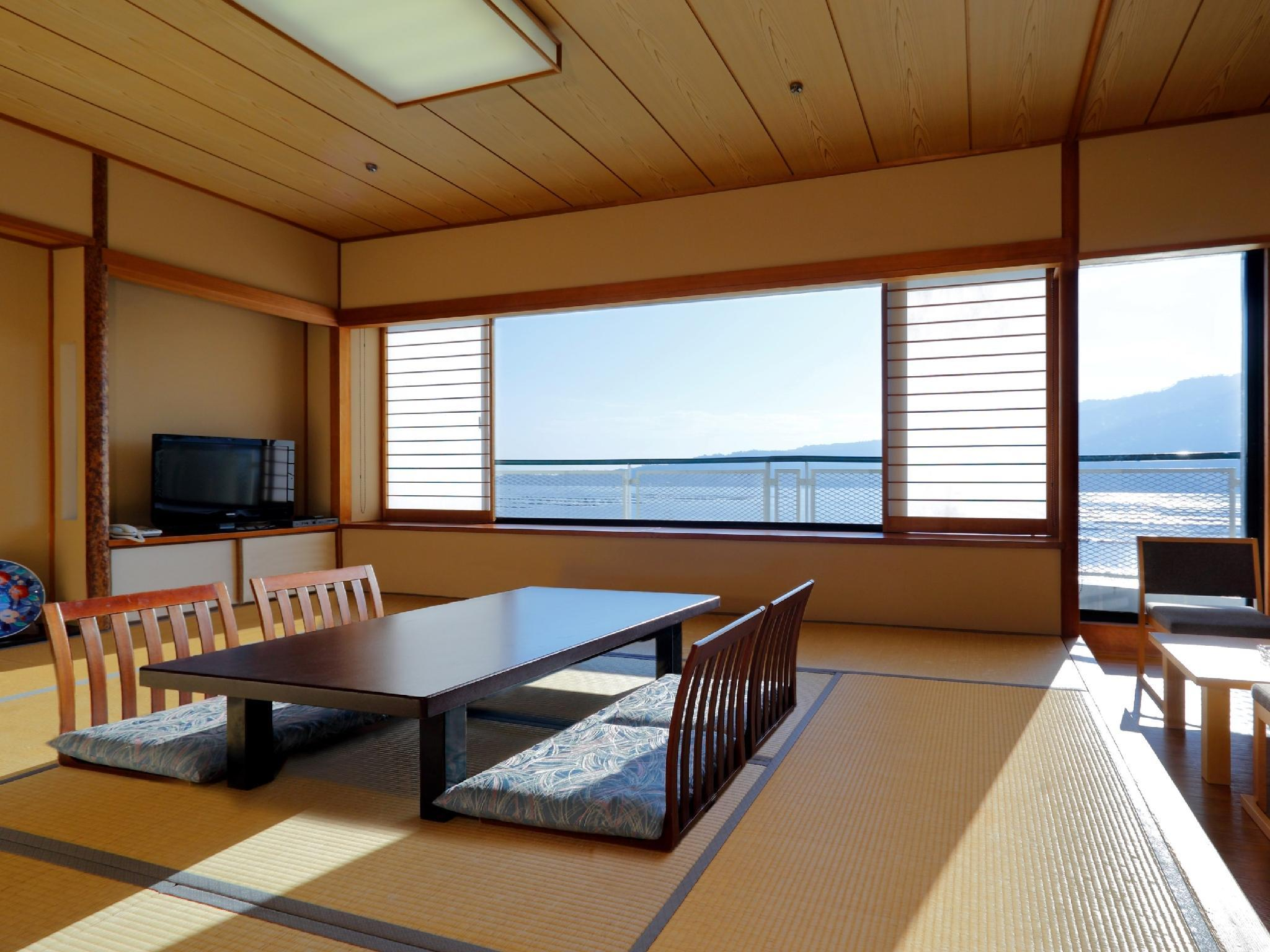 Japanese-style Superior Room(Ocean view)