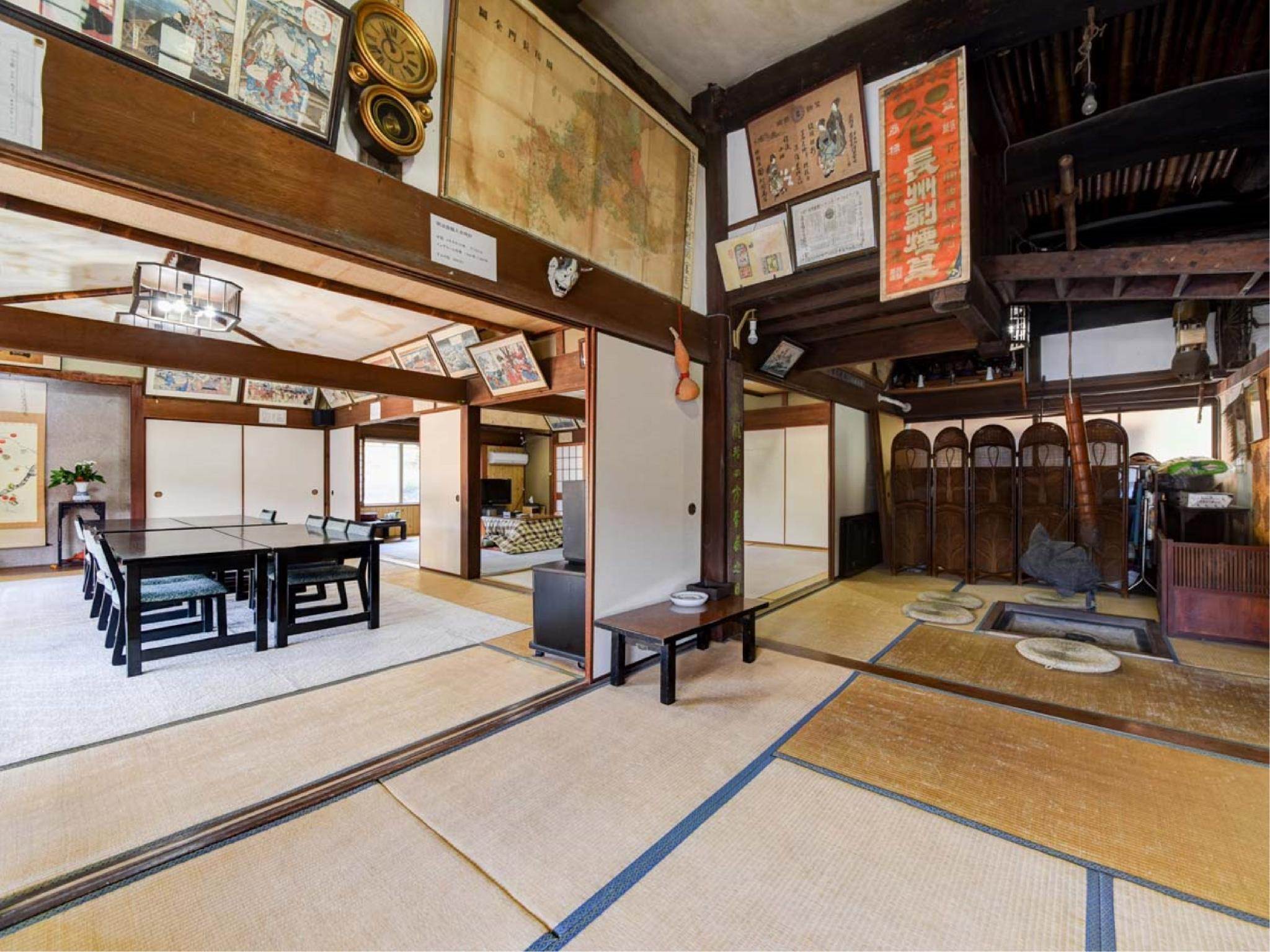 離れ・五合庵(戸建て) (Detached Japanese-style Room (Cottage Type))
