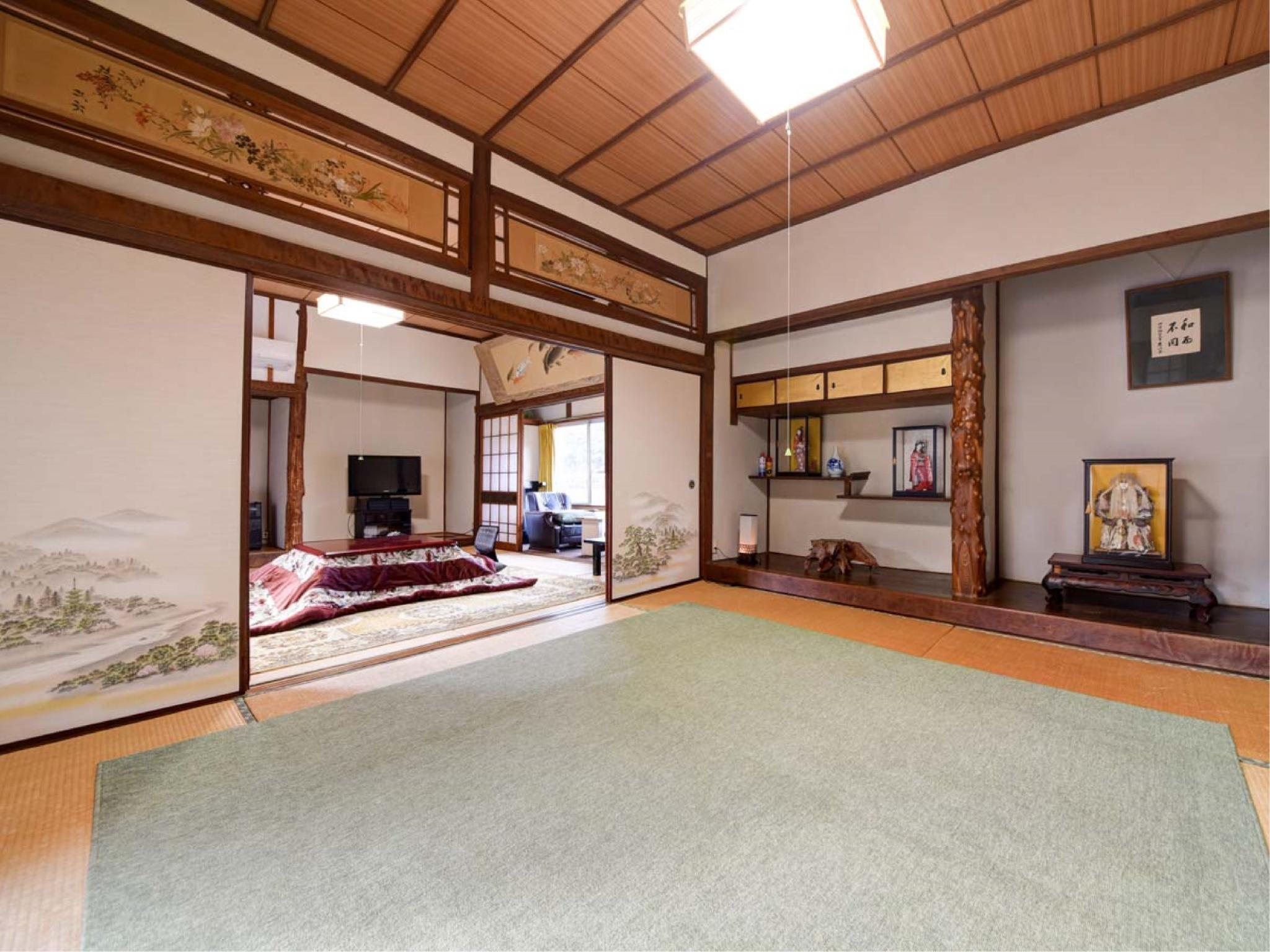 離れ・光陽(2階) (Detached Japanese-style Room (2nd Floor))