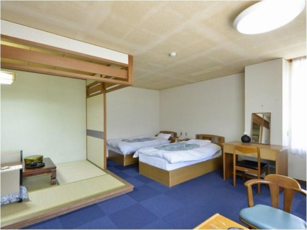 Japanese-style Room (2 Beds) - ห้องพัก