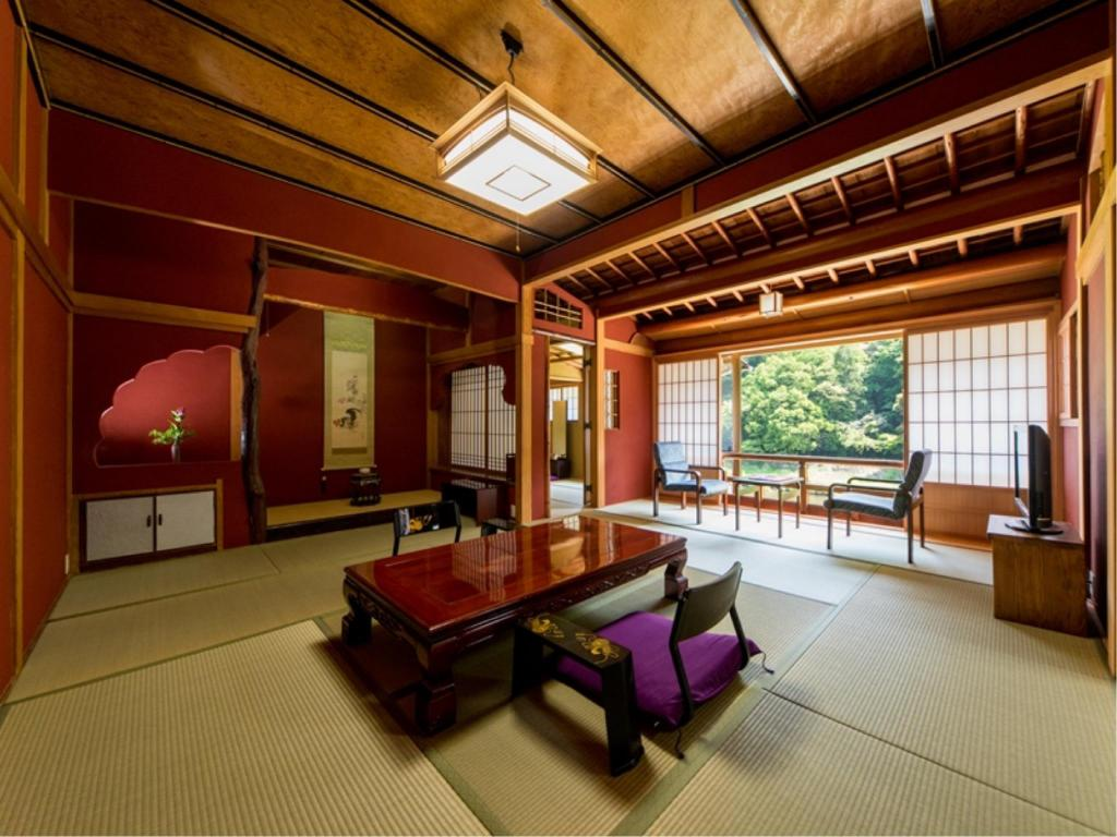 Special Room (Ume-no-Ma Type) - Guestroom Nationally Registered Tangible Cultural Property Ryokan Ohashi