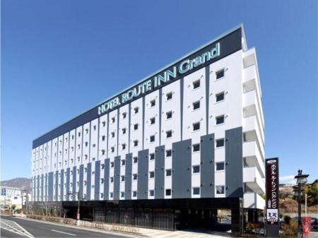 ホテルルートインGrand上田駅前 (Hotel Route-Inn Grand Ueda Ekimae)