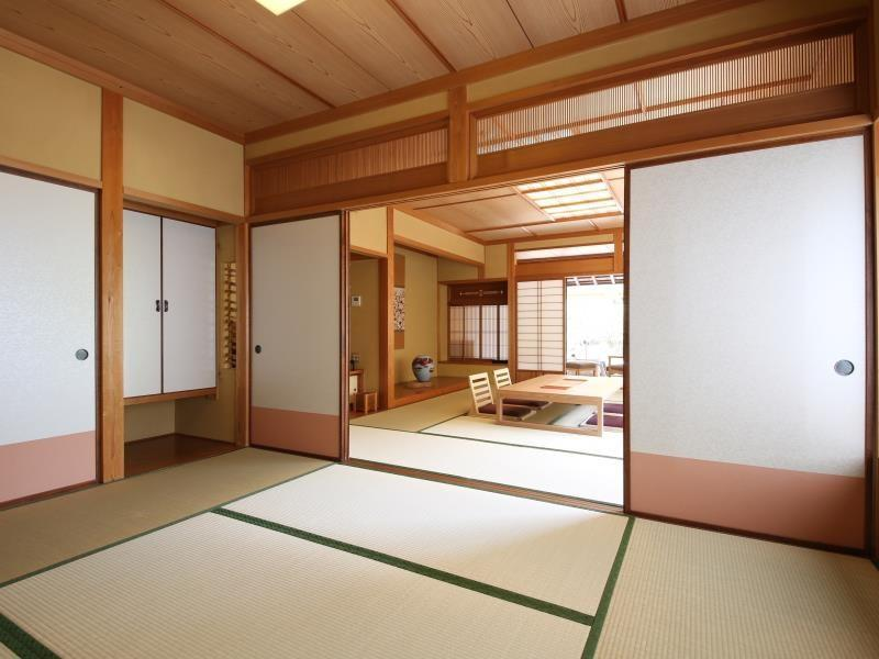 Japanese-style Room with Open-air Hot Spring Bath & Foot Bath (Ume Type)