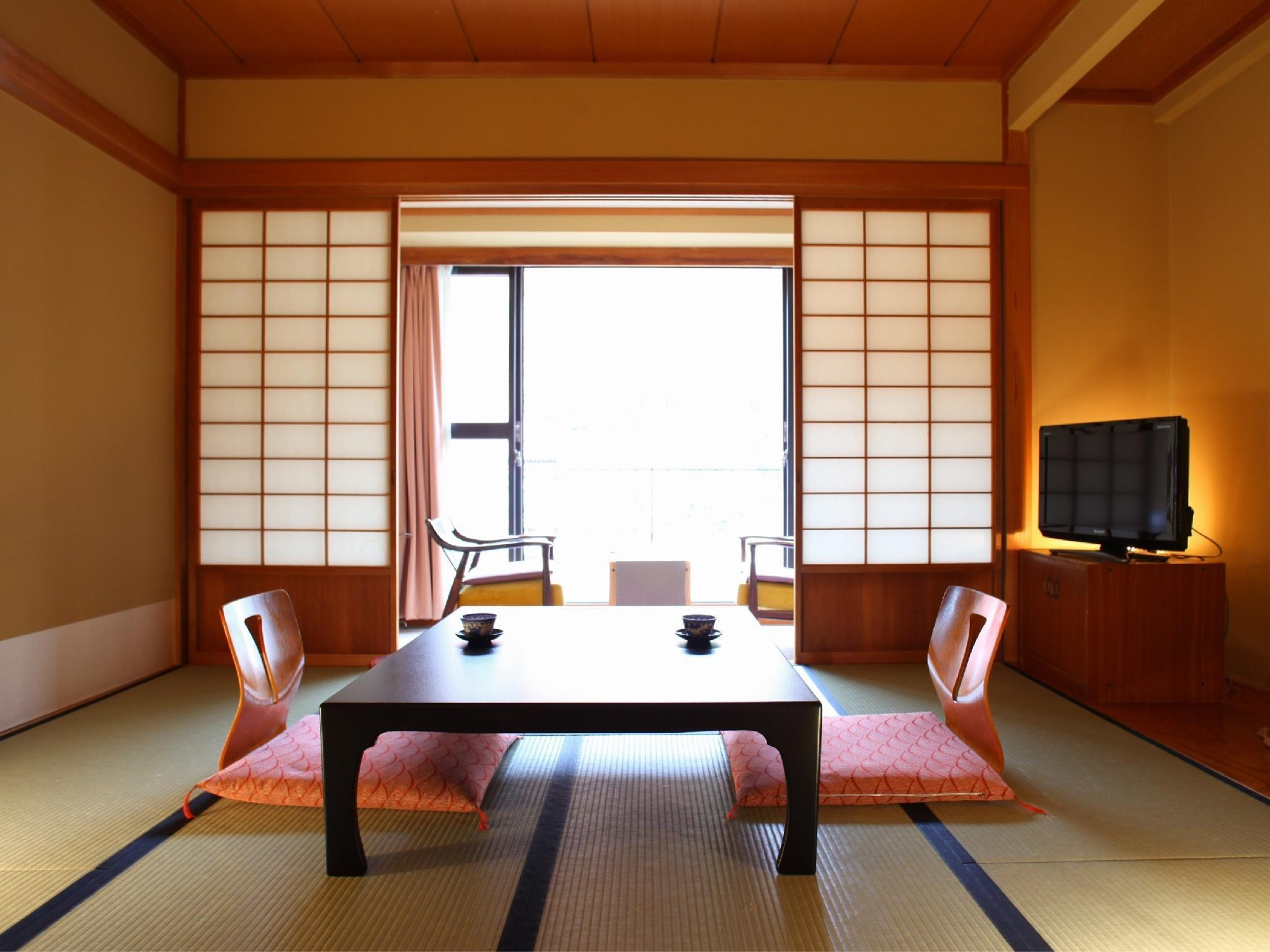 Standard Japanese-style Room with Hiroen Space