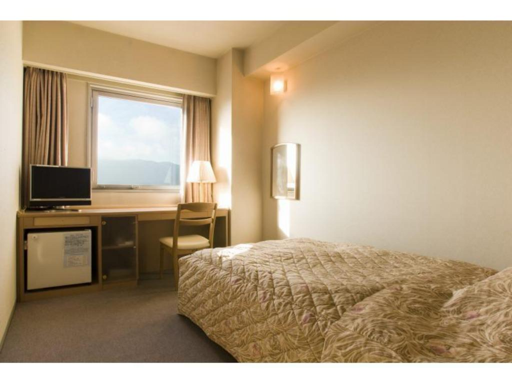 Single Room (Main Building or Palace Building) *Allocated on arrival  - Guestroom Rako Hananoi Hotel