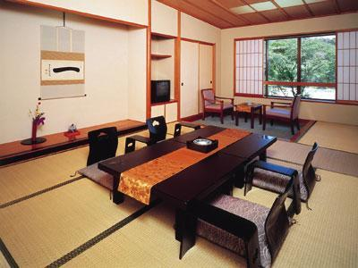 Japanese-style Room (*Non-smoking from 2020/2/1)