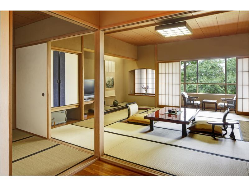 다다미 객실 (Sukiya Japanese-style Room (East Wing))