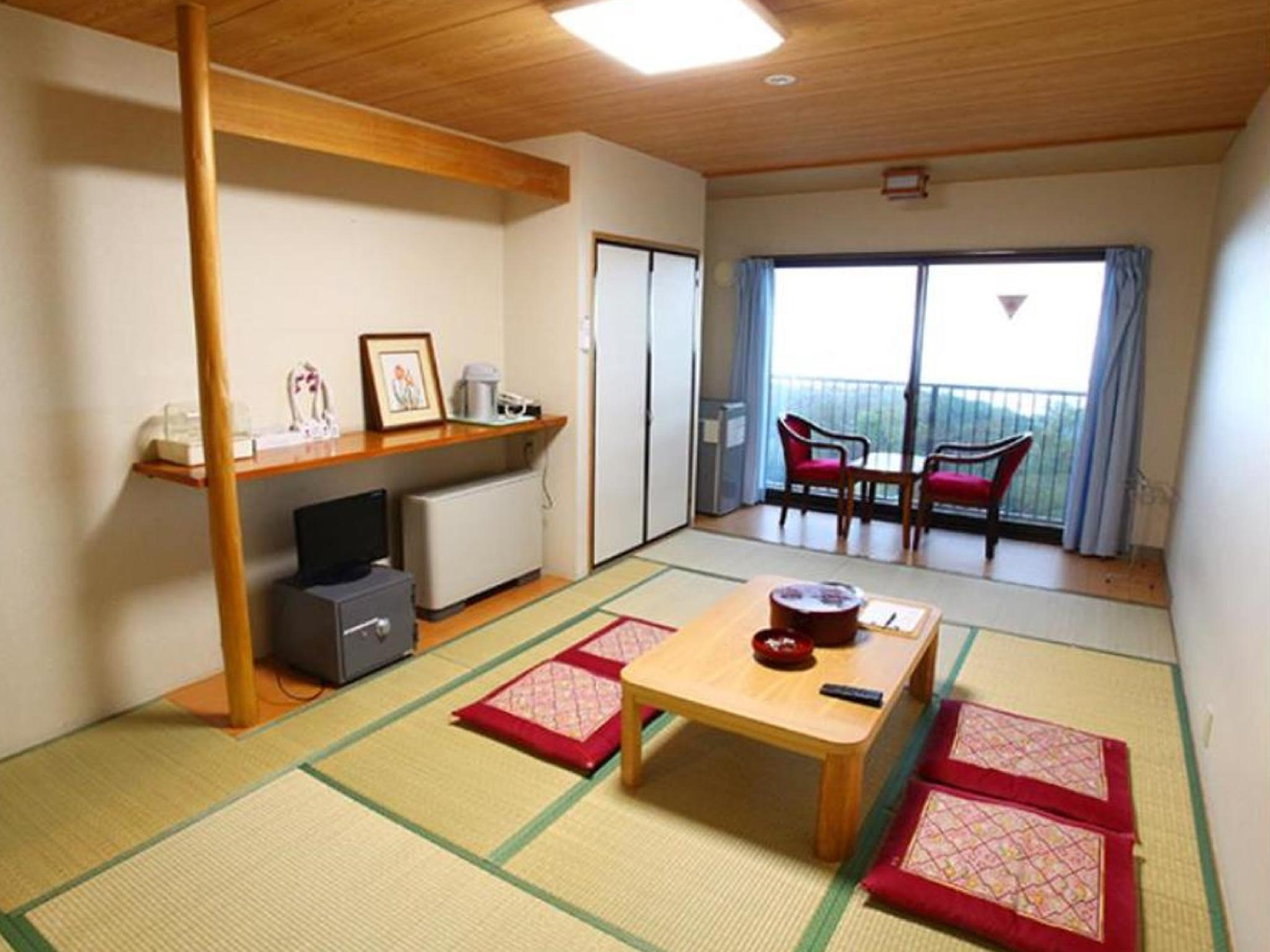 和式房或和式附床房(无法指定客房条件) (Japanese-style Room or Japanese-style Bedroom *Allocated on arrival)