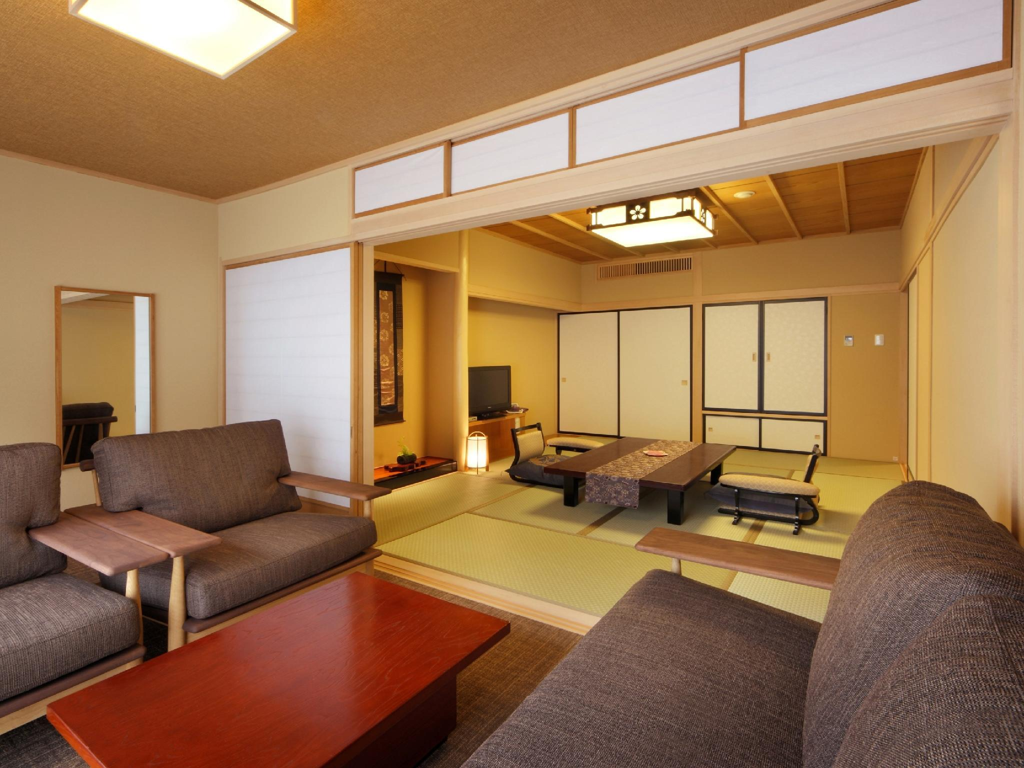 Japanese-style Room (Hachiban Wing)