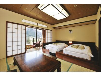 樱亭 和洋式房 (Japanese/Western-style Room (Sakuratei Wing))