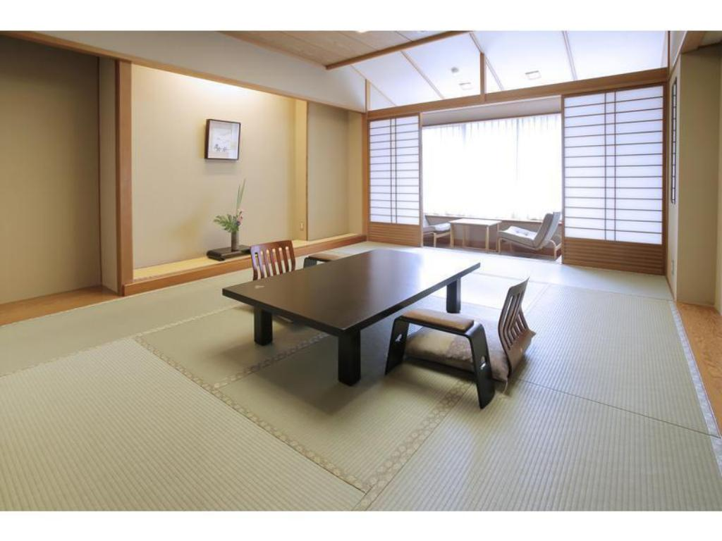 Japanese-style Room with Hiroen Space (New Building) - Guestroom Yukemurinosato Kashiwaya