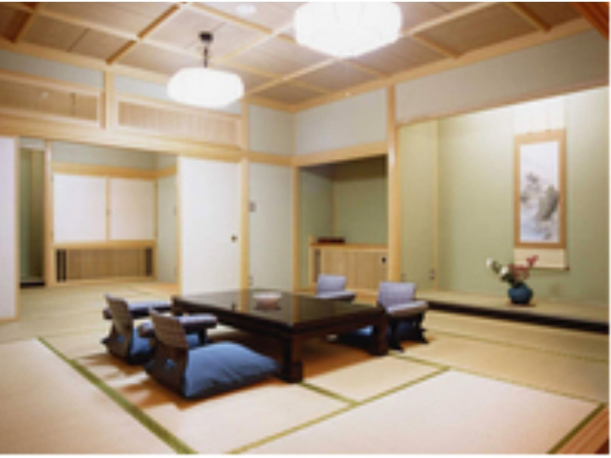 北館 迎賓館 和式房 (Japanese-style Room (North Wing/Geihinkan Wing))