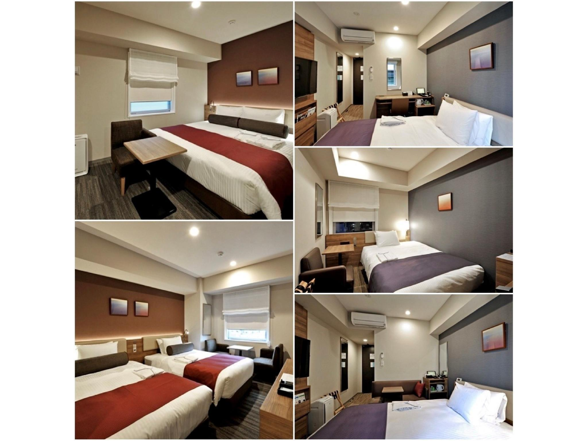 EX Semi-double Room (Type A)