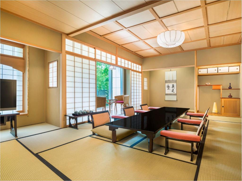 Garden Suite (Japanese/Western-style Room, Type A) - ห้องพัก