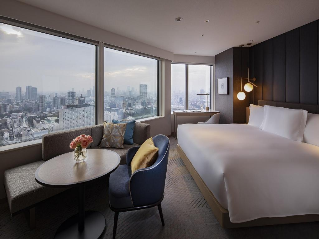 東京詩穎洲際酒店 (The Strings by InterContinental Tokyo)