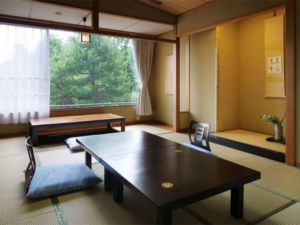 Japanese-style Room (Zuiun Type, Main Building) - ห้องพัก