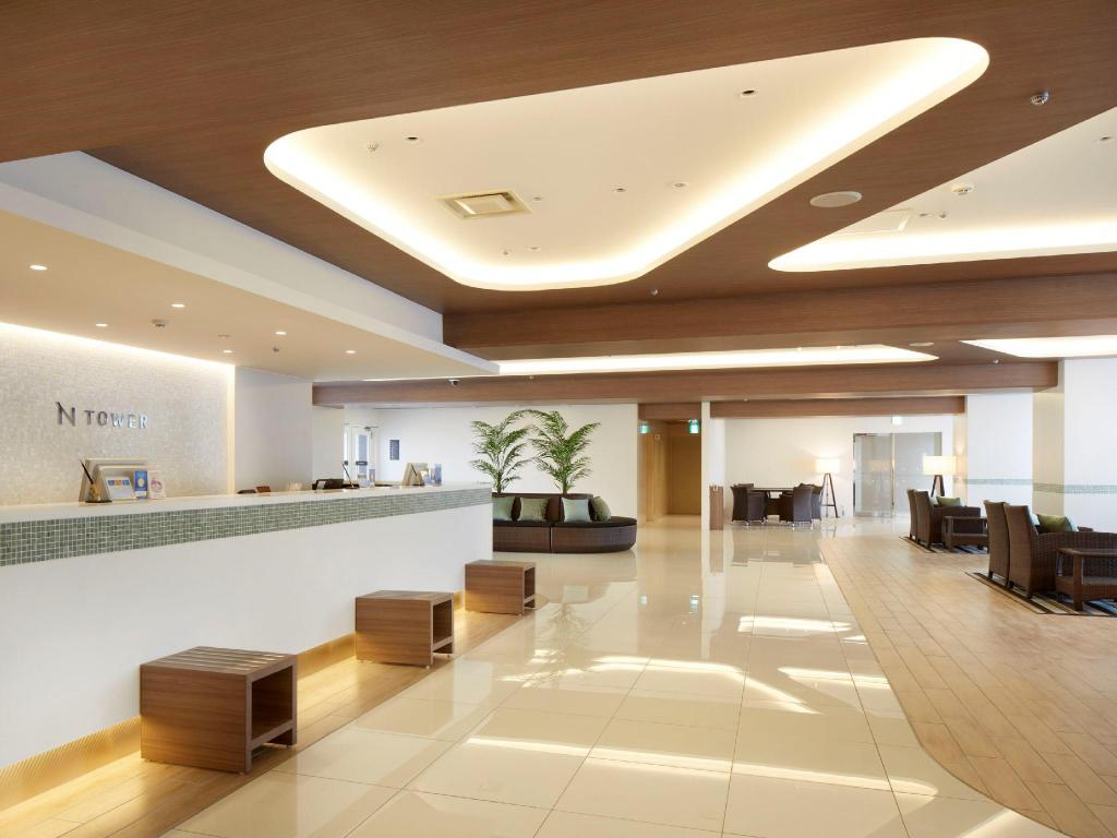 大堂 品川王子大酒店 N塔 (Shinagawa Prince Hotel N Tower)