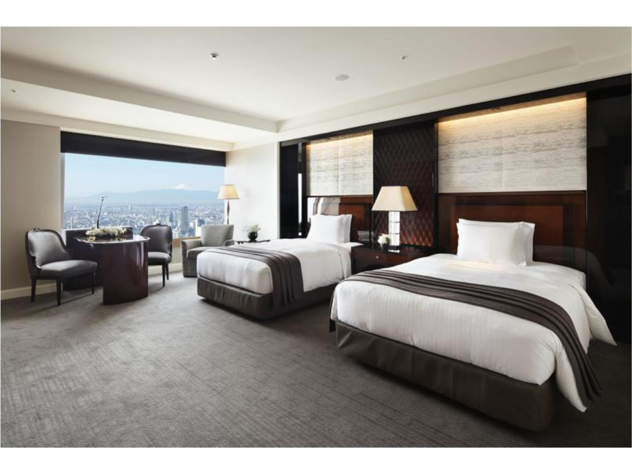 클럽 디럭스 트윈룸 (Club Deluxe Twin Room *With Club Lounge Access)