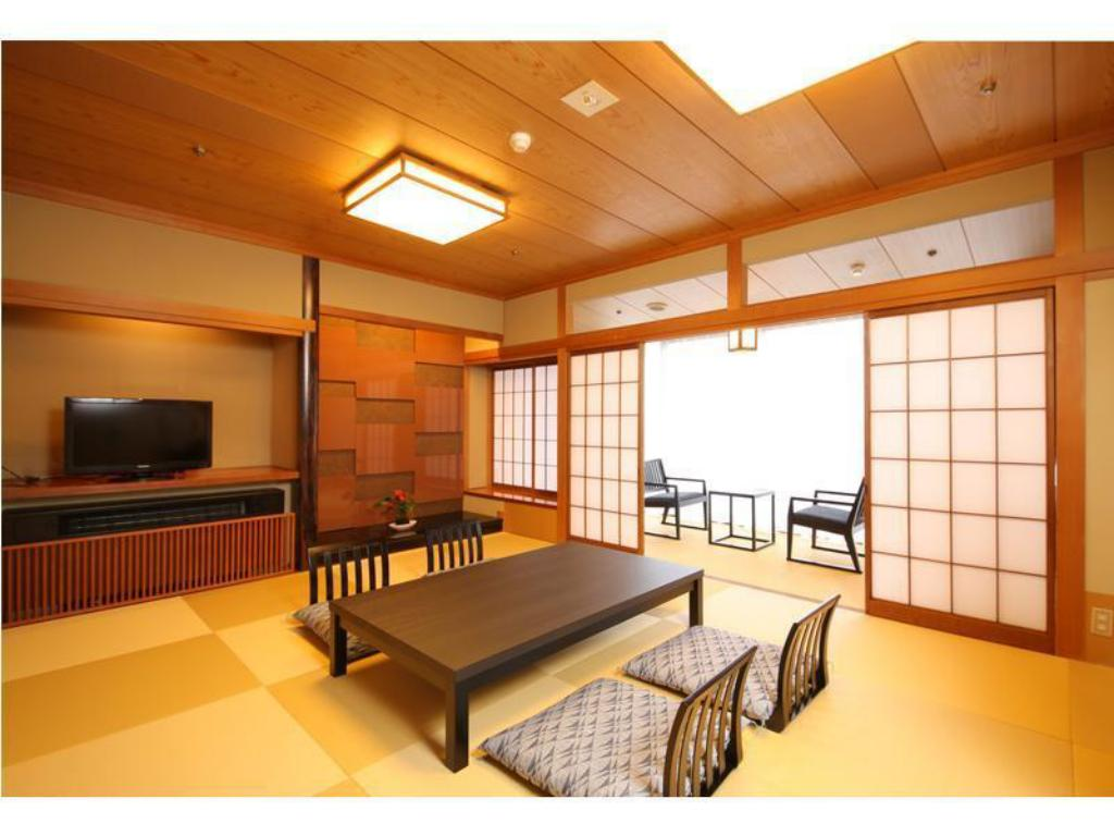 Japanese Modern Style Room - Guestroom Seifuso