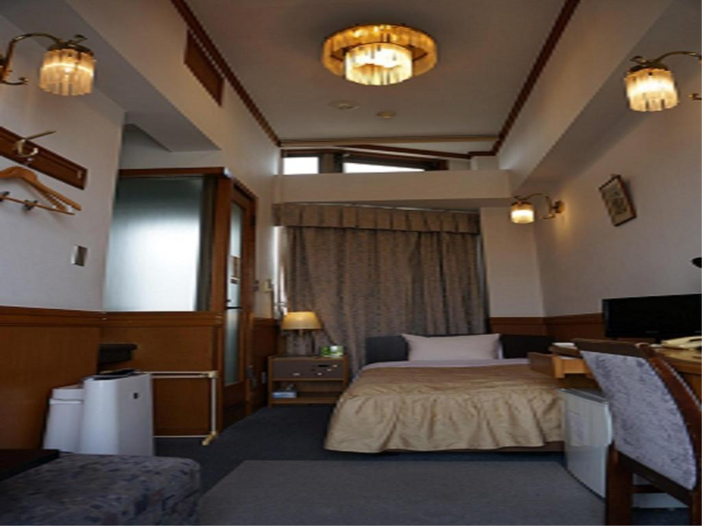 Single Room - Guestroom Business Hotel Crescent