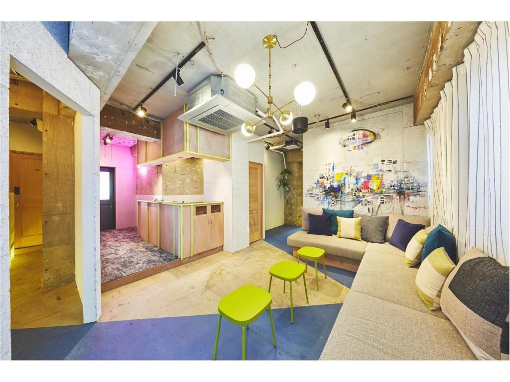 More about Shimokita Hostel