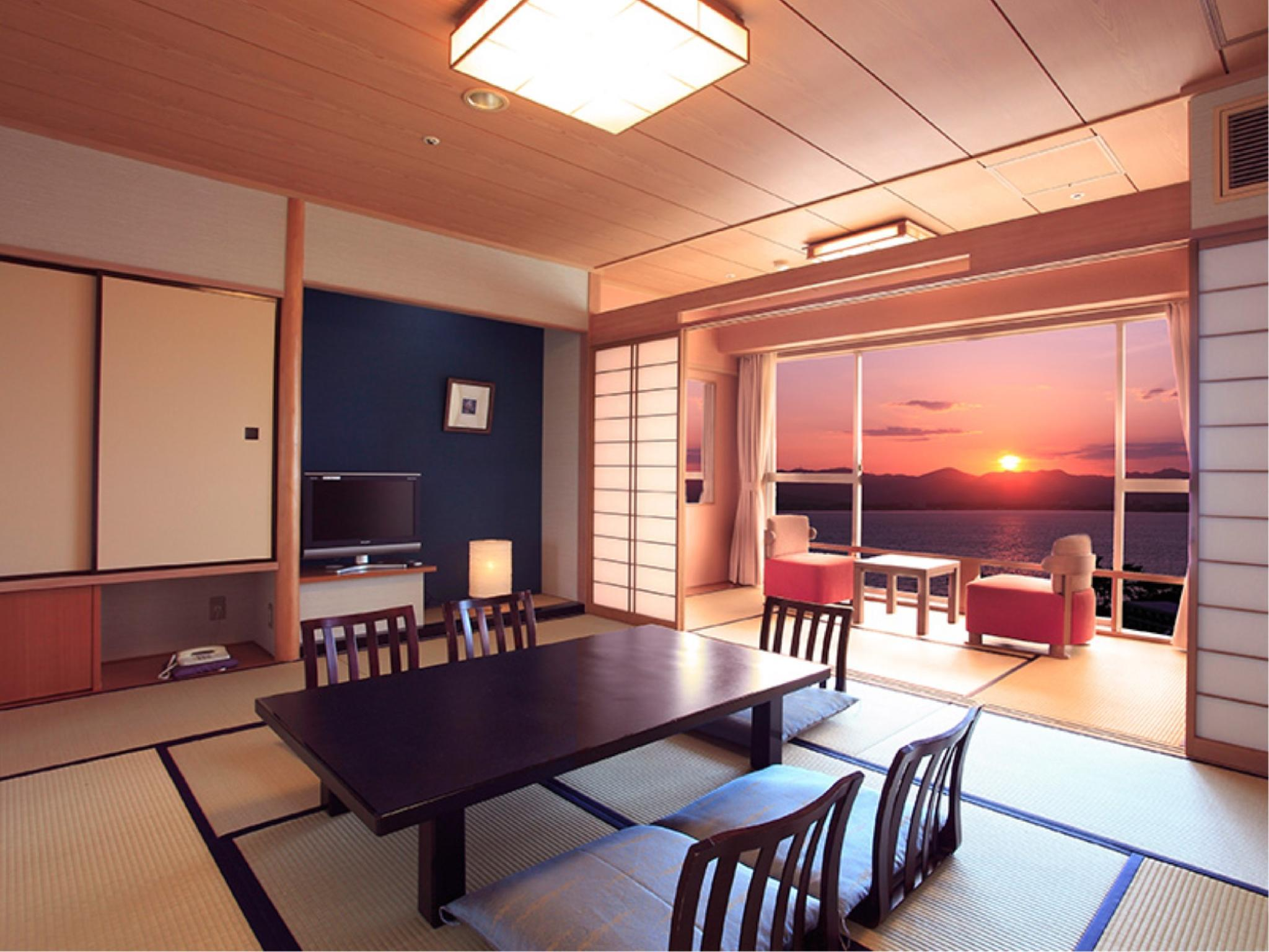 Japanese-style Room (Sky Court Wing)