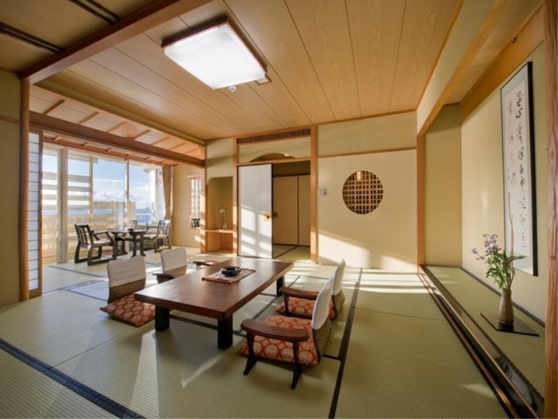 本馆 和式房+露天风吕 (Japanese-style Room with Open-air Bath (Main Building))