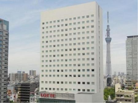 Lotte City Hotel Kinshicho