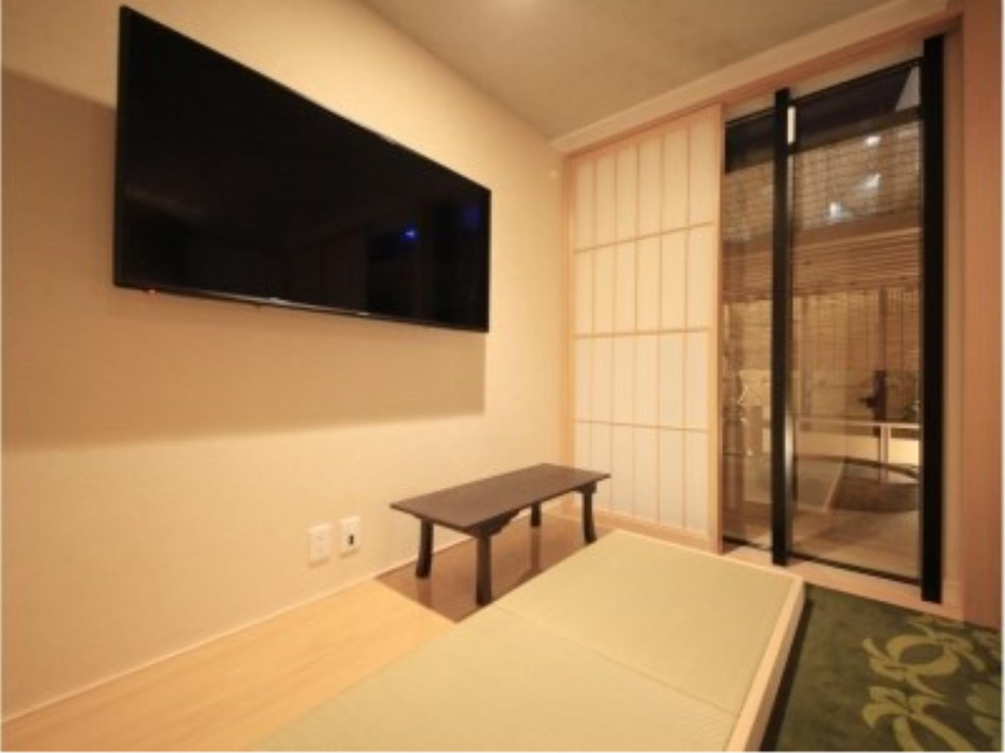 Japanese-style Suite with Open-air Bath (Kaguya Type, Annex)
