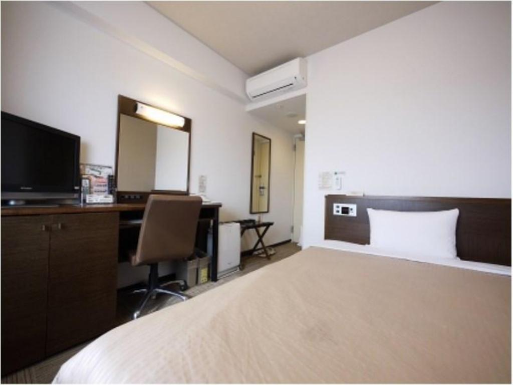 Single Room - Guestroom Hotel Route-Inn Handakamezaki