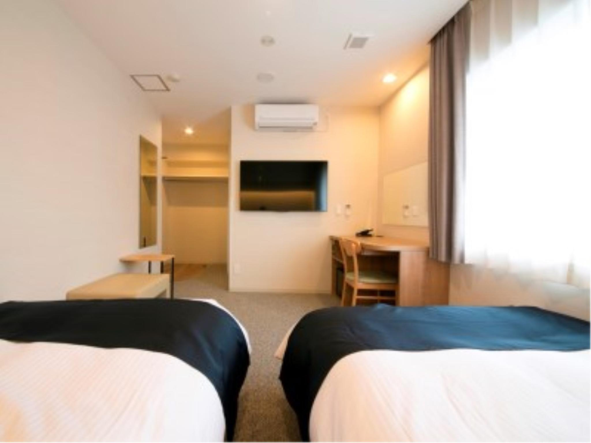 Premium Twin Room (Max 4 Guests *Up to 2 Adult Guests)