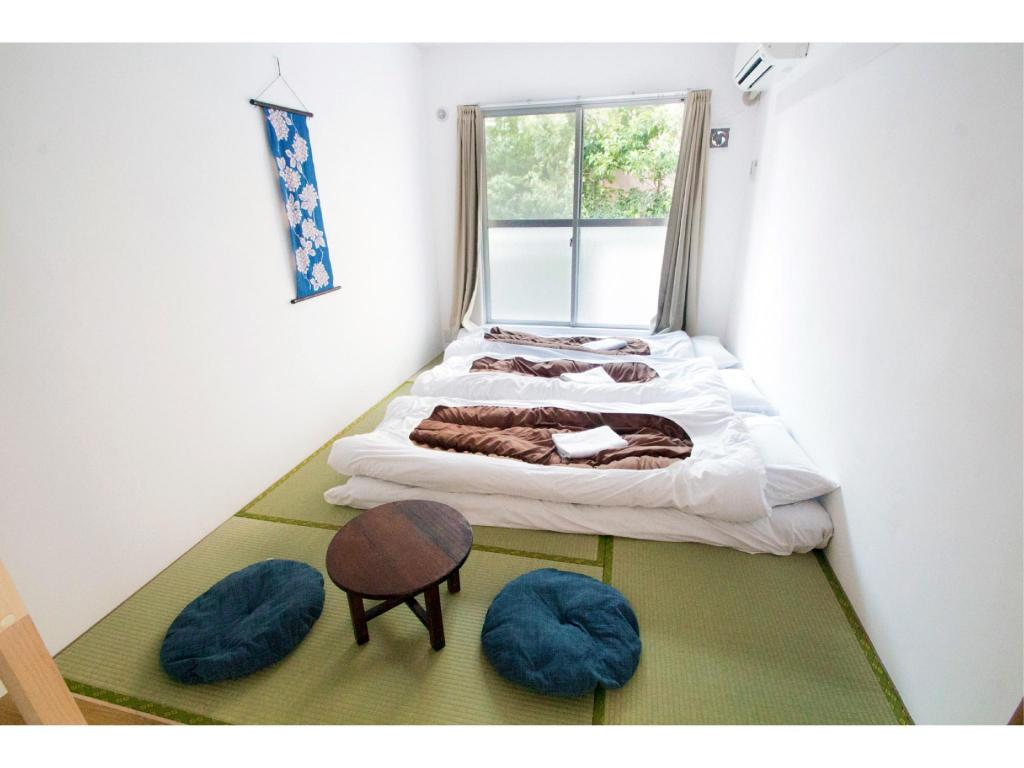 Japanese-style Room *No bath or toilet in room - Guestroom Sakura Hotel Nippori