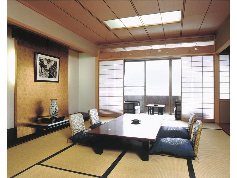 西館 和式房 (West Wing Japanese Style Room)