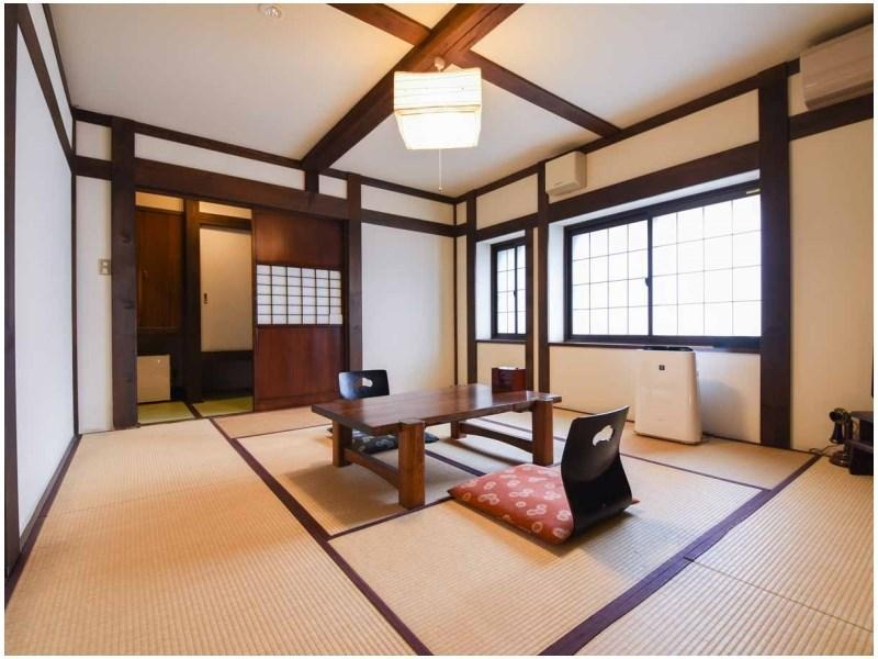 202号房 笹百合 古民家风和式房 (Traditional Japanese-style Room (Sasayuri Type/No. 202))