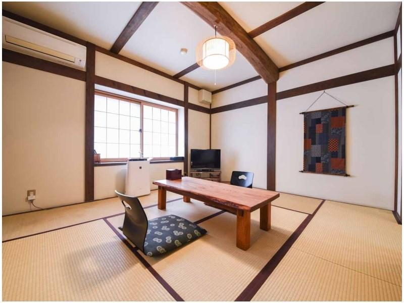 203号房 野蓟 和式房或205号房 片栗 和式房 (Japanese-style Room (Noazami Type/No. 203 or Katakuri Type/No. 205))