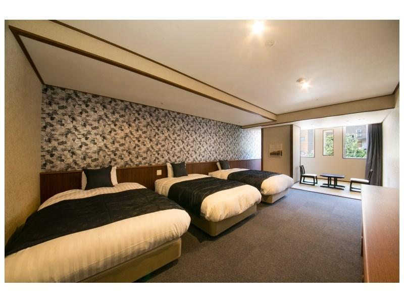 Triple Room + Japanese-style Waiting Room