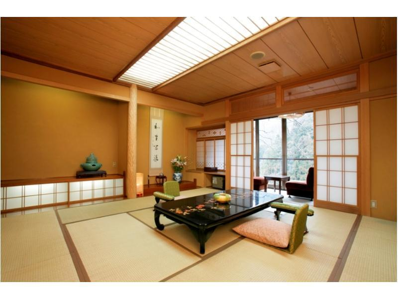 Japanese-style Room with Hiroen Space (Ryokusuitei Wing)