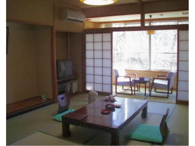 和室|10畳 (Japanese-style Room *No bath in room)