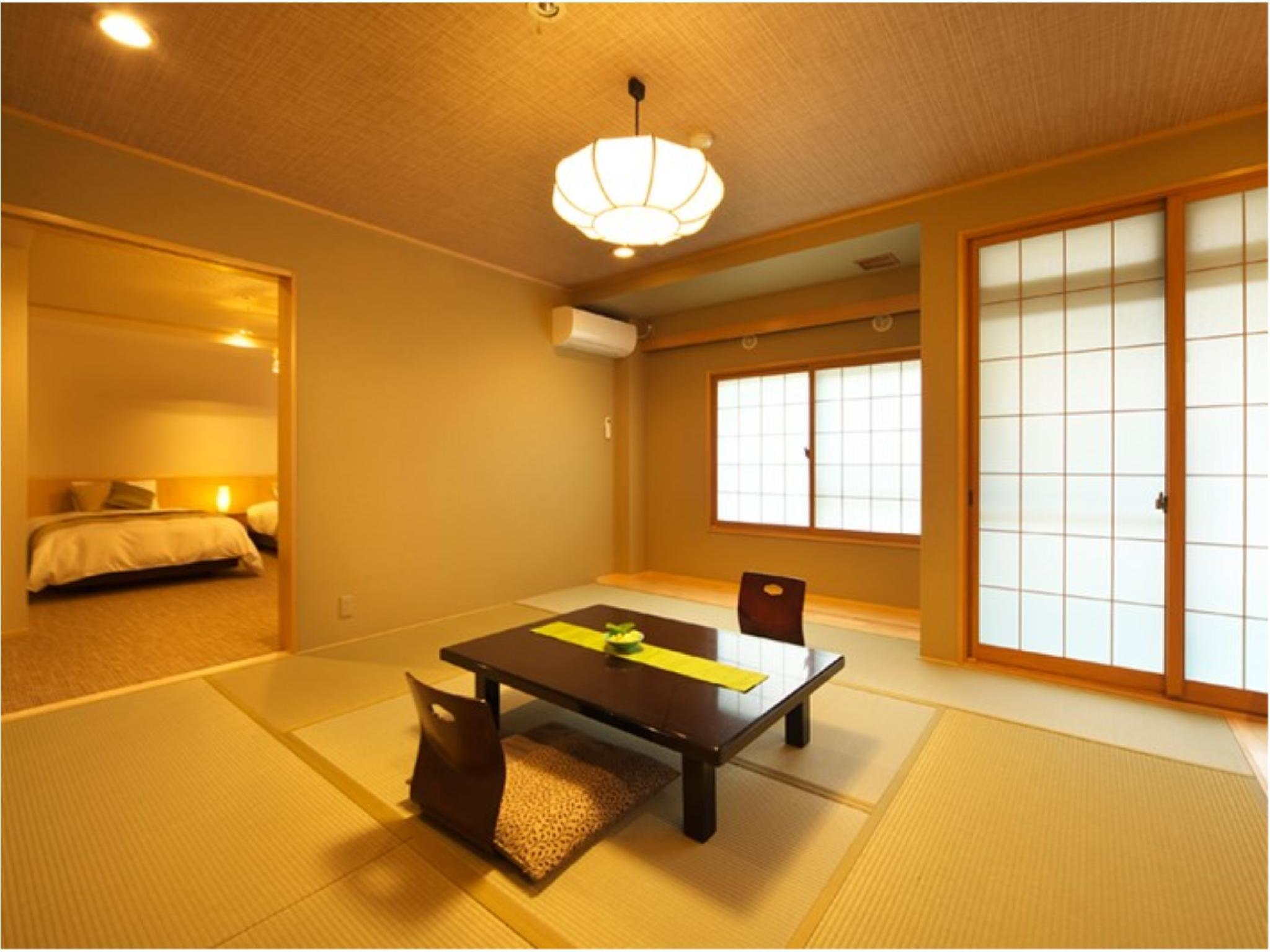 Japanese/Western-style Room (No. 212) *Has shower, Refurbished room (Japanese/Western-style Room (No. 212) *Has shower)