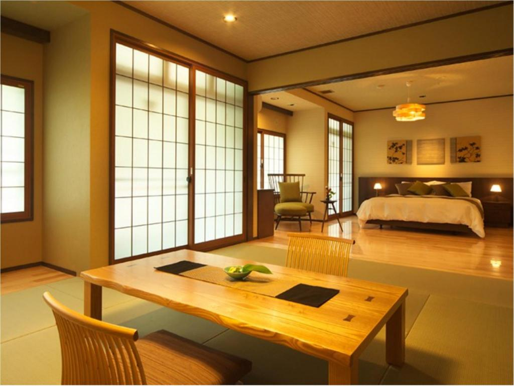 Japanese/Western-style Room with Double Bed/s (No. 312) *Refurbished room - ห้องพัก