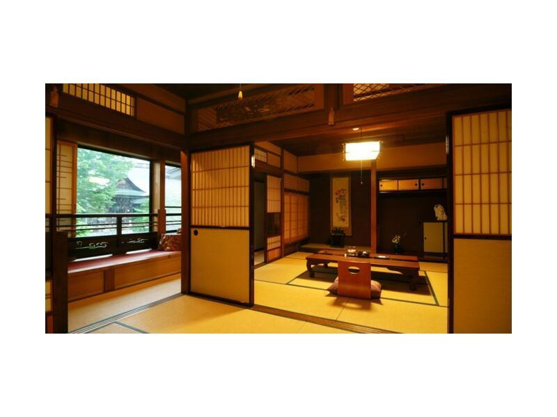 Japanese-style Room (Japanese-style Room *Registered tangible cultural property)